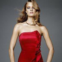 Vestido entallado de la colección más exclusiva de H&M Conscious