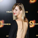 Jennifer Lawrence vestida de Tom Ford
