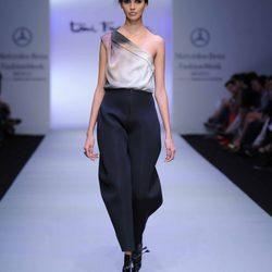 Diseños de Toni Francesc en la Fashion Week México