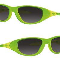 Gafas de sol verdes de la nueva colección verano 2012 de Chicco
