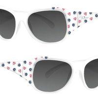 Gafas de sol de niña de la nueva colección verano 2012 de la marca Chicco