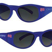 Gafas azul marino de niño de la nueva colección verano 2012 de la marca Chicco