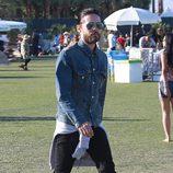 Jared Leto en el Festival de Coachella 2012