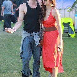 Looks de famosos en el Festival de Coachella 2012