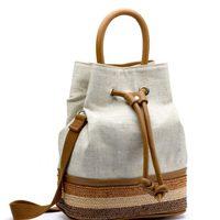 Bolso tipo saco de BF Colección Europa primavera/verano 2012