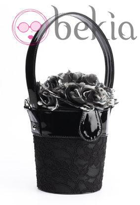 Bolso de inspiración floral de BF Colección Europa primavera/verano 2012