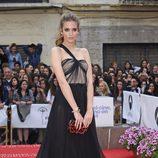 Clara Alonso de Dior en la clausura del Festival de Málaga 2012