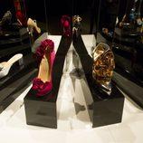 Diseños de Christian Louboutin en el Museo del Diseño en Londres