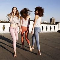 Nueva colección primavera/verano 2012 Ankle Skinny de Levi's en varios colores