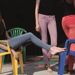 Nueva colección primavera/verano 2012 Ankle Skinny de Levi's