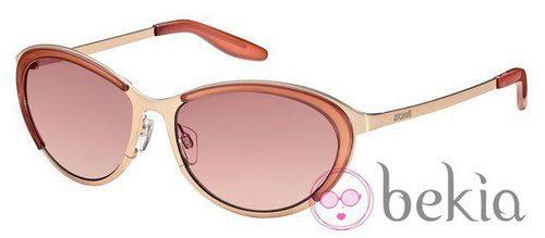 Gafas de sol de Just Cavalli primavera/verano 2012 en tonos rojizos