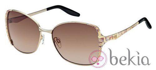 Gafas de sol de Just Cavalli primavera/verano 2012 en animal print