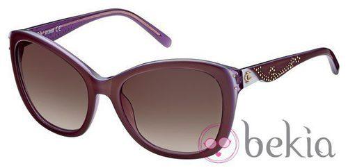 Gafas de sol de Just Cavalli primavera/verano 2012 de pasta marrón