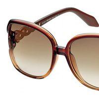 Gafas de sol de la nueva colección de Roberto Cavalli primavera/verano 2012 en marrón