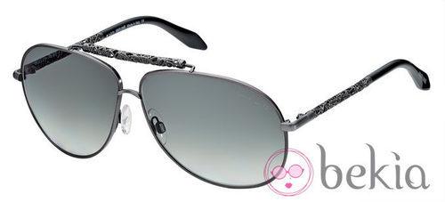 Gafas de sol de la nueva colección de Roberto Cavalli primavera/verano 2012 aviador