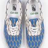 Nueva colección de zapatillas de VANS y KENZO primavera/verano 2012 en colores variados