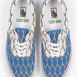 Nueva colección de zapatillas de VANS y KENZO primavera/verano 2012