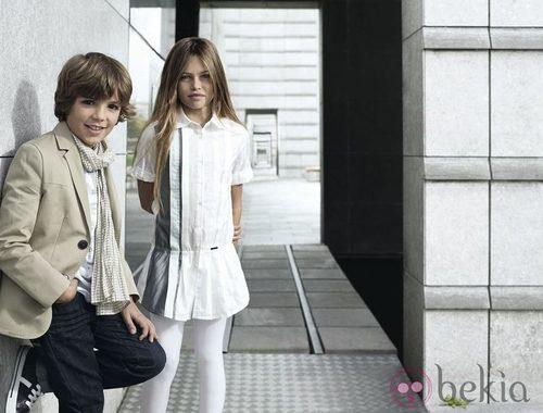 Nueva colección Boss Niños primavera/verano 2012