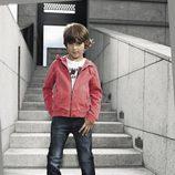 Sudadera de niño de la nueva colección de Boss Niños primavera/verano 2012