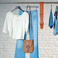 Camisa y jeans de la colección Lee primavera/verano 2012