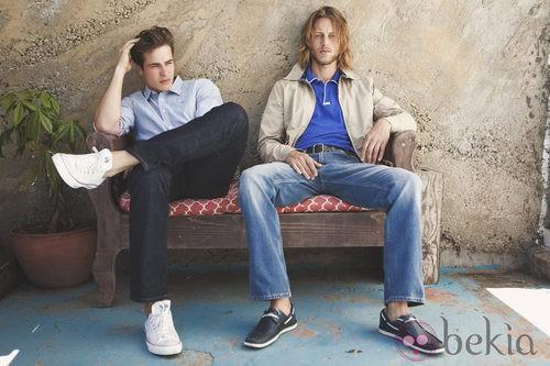 Jeans hombre de la colección Lee primavera/verano 2012