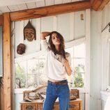 Camisa y vaqueros de la colección de mujer Lee primavera/verano 2012