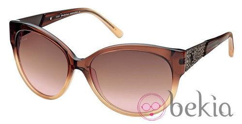 Gafas de sol marrones de la nueva colección primavera/verano 2012 de John Galliano