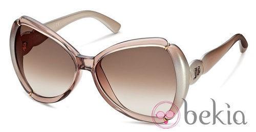 Gafas de sol de acetato tipo mariposa de la nueva colección primavera/verano 2012 de John Galliano