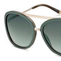 Gafas de sol en verde de la nueva colección de Dsquared2 Primavera/Verano 2012