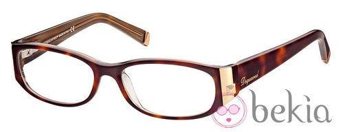 Gafas de sol rectangulares de la nueva colección de Dsquared2 Primavera/Verano 2012