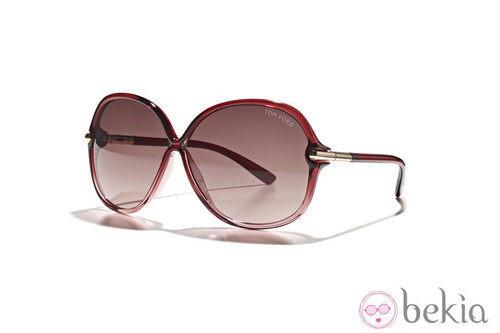 Gafas de acetato de la nueva colección de Tom Ford Primavera/Verano 2012