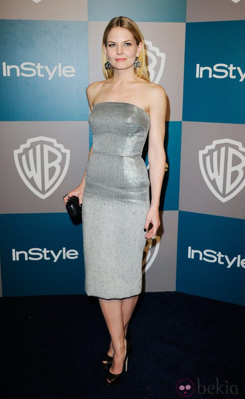 Jennifer Morrison con un vestido de la firma Victoria Beckham