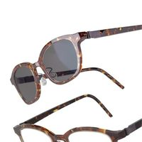 Lentes Transitions modelo Lindberg con estampado