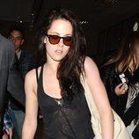 Kristen Stewart con gafas de sol