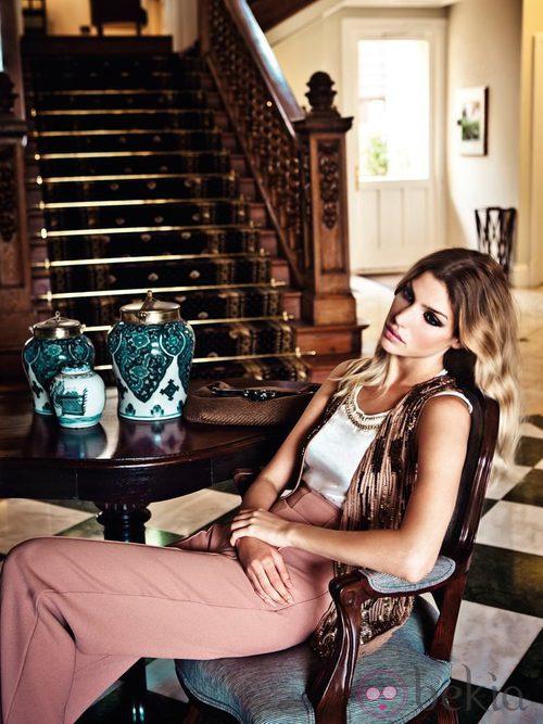 Pantalones y chaleco de la colección verano 2012 de BDBA
