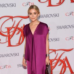 Ashley Olsen con un vestido de The Row en los Premios CFDA 2012