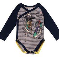 Body para niño de la colección 'Baby' de la firma Desigual