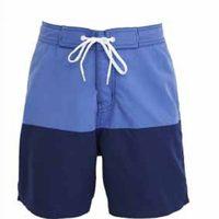 Bañador azul masculino de la nueva colección de baño 2012 de Asos