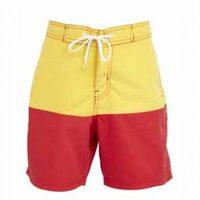 Bañador bicolor masculino de la nueva colección de baño 2012 de Asos