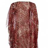 Vestido de la nueva colección Metalhead Clothing by Pilar Rubio