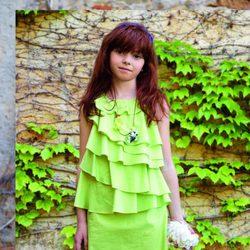 Colección verano 2012 de Benetton Niños