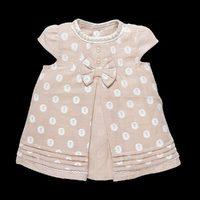 Vestido para bebé de la nueva colección Bateur en Papier de My First Chicco