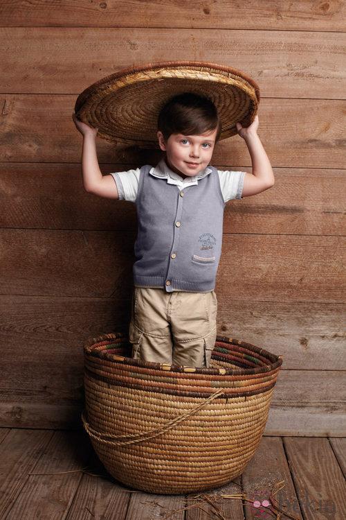 Look de niño de la nueva colección My Chicco de la casa italiana Verano 2012