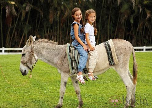 Looks para niñas de la nueva colección My Chicco de la casa italiana Verano 2012