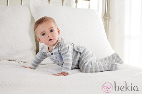 Body de rayas de la colección de bebés My First Chicco Verano 2012