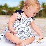 Vestido playero de la colección de bebés My First Chicco Verano 2012