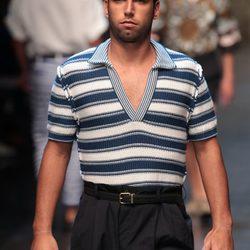 Desfile Dolce&Gabbana en la Semana de la Moda masculina de Milán