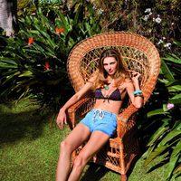 Bikini y shorts denim de la colección verano 2012 de Women'secret