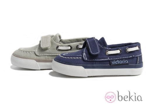Mocasines victoria de la nueva colección de verano 2012