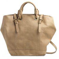 Bolso marrón de la nueva colección de Lodi para este verano 2012